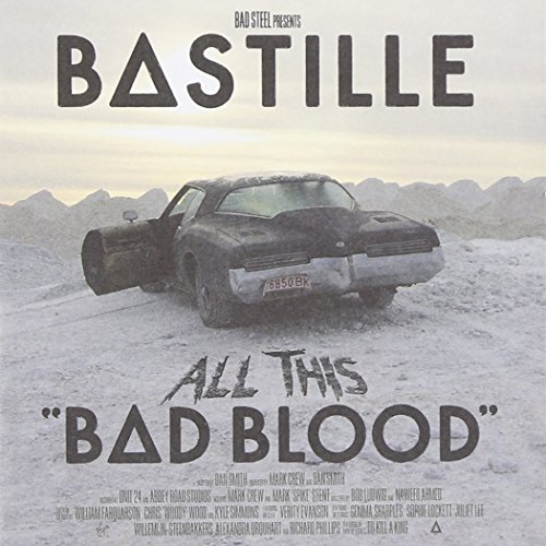 Bastille - All This Bad Blood [2 Cd] - Zortam Music