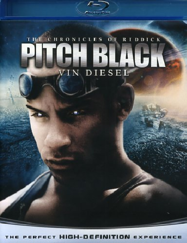 Pitch Black [Blu-ray] [IT Import]