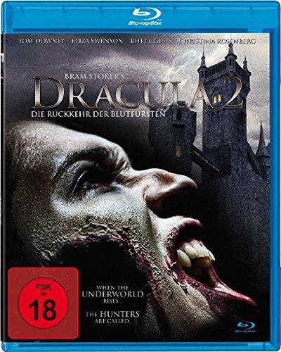 Bram Stoker's Dracula 2 - Die Rückkehr der Blutfürsten [Blu-ray]