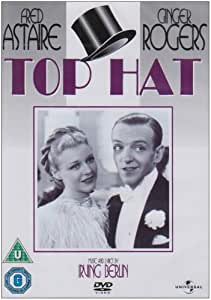 Top Hat [DVD] [1935]