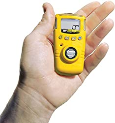 BW GasAlert Extreme full featured hydrogen sulphide gas detector 0-100ppm personal H2S monitor by BW Gas - Honeywell