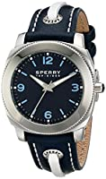 Sperry Top-Sider Women's 10008946 Summerlin Analog Display Japanese Quartz Blue Watch by Sperry Top-Sider Watches MFG Code