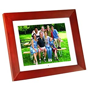 Opteka 12-inch High Resolution Digital Picture Frame with 1 GB Built-In Memory