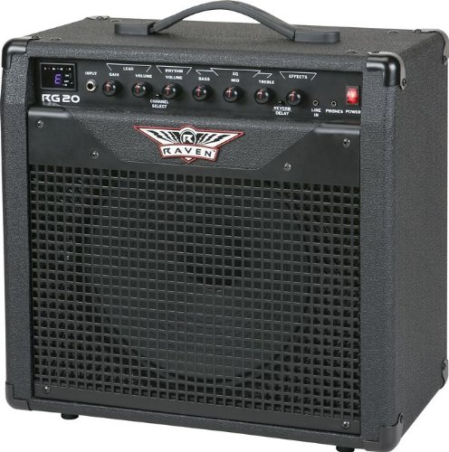 Very cheap guitar amplifiers discount raven rg20 guitar combo amplifier raven rg20 guitar combo amplifier review fandeluxe Gallery
