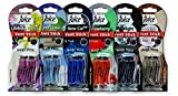 Six Pack (24pc) Air Freshener - Assorted Juice Vent Sticks - Zeeray