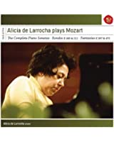 Alicia de Larrocha Plays Mozart Piano Sonatas, Fantasias and Rondos