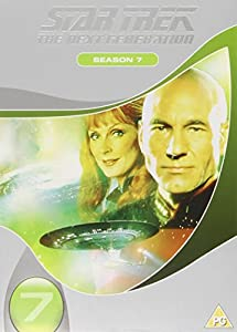 Star Trek: The Next Generation - Season 7 (Slimline Edition) [Import anglais]