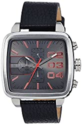 Diesel End-of-Season Analog Grey Dial Mens Watch DZ4304