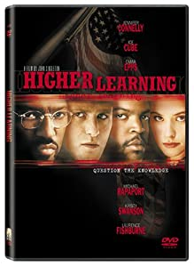 "Cover of ""Higher Learning"""