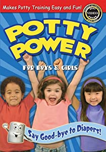 Potty Power - For Boys & Girls by Wonderscape