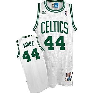 Danny Ainge Boston Celtics NBA Swingman Hardwood Classics Throwback White Jesrey by adidas