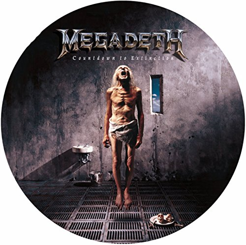 Countdown To Extinction (Picture Disc)