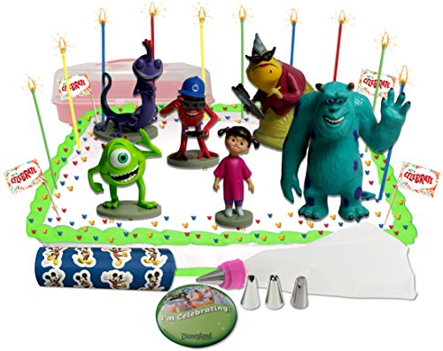 Monsters Inc Cake Decorating Kits