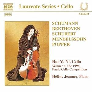 Hai-Ye Ni - Cello Recital
