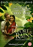 Before The Rains [DVD]