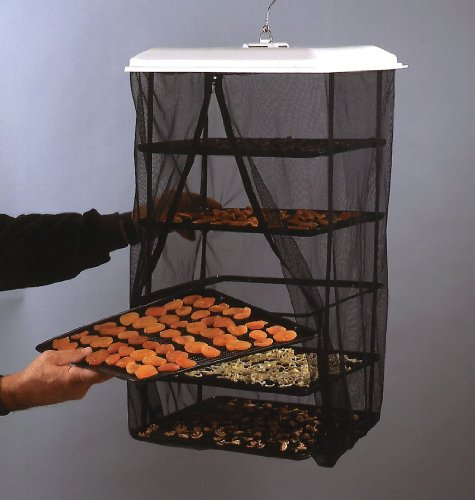 Excalibur 5 Tray Food Dehydrator front-396263