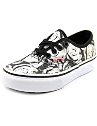 Vans Authentic Textile Athletic Sneakers Shoes