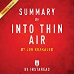 Summary of Into Thin Air by Jon Krakauer | Includes Analysis |  Instaread