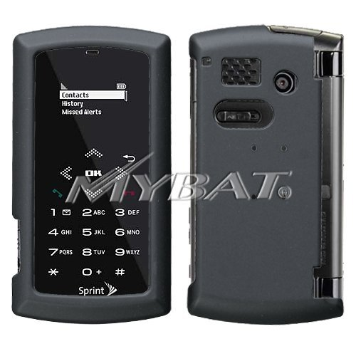 boost mobile incognito covers. black rubberized hard case protector snap on cover for oost mobile incognito sanyo scp-6760