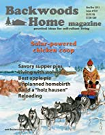 Backwoods Home Magazine - Nov/Dec 2011 (#132)