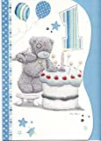 Me To You Tatty Teddy 1st Birthday Card