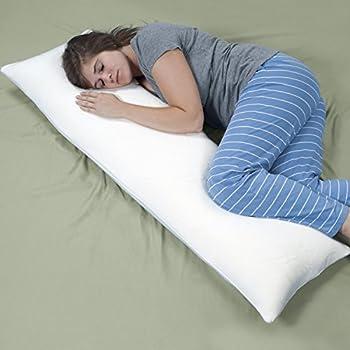 Premium Shredded Memory Foam Body Pillow - 50