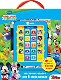 Mickey Mouse Clubhouse Electronic Reader and 8-Book Library: Story Reader ME Reader
