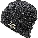 (GTホーキンス)G.T.HAWKINS シンサレートミックスニット帽(ワッチ) ブラック