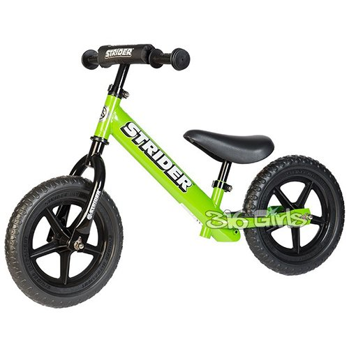 TEAM KAWASAKI STRIDER 12 SPORT CUSTOM BALANCE BIKE