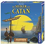 KOSMOS 694012 The Settlers of Catan 3-4 Player sailors