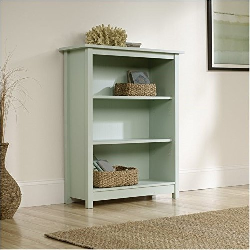 Sauder Original Cottage Bookcase, Rainwater Finish (Vintage Bookshelf compare prices)