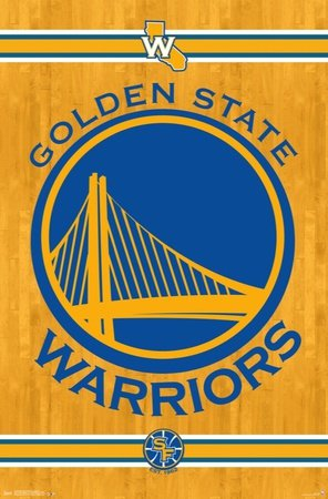 (22x34) Golden State Warriors