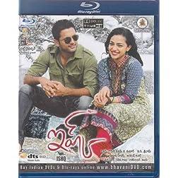 Ishq Blu-ray (Telugu Blu-ray)