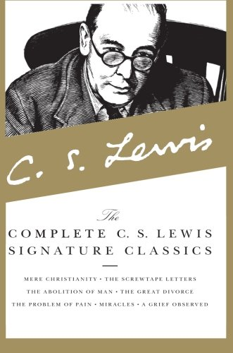 The Complete C. S. Lewis Signature Classics (Cs Lewis The Complete Works compare prices)