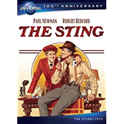 The Sting [DVD + Digital Copy] (Universal's 100th Anniversary)