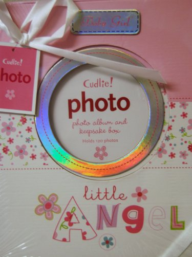 Baby Girl Little Angel Photo Album - 1