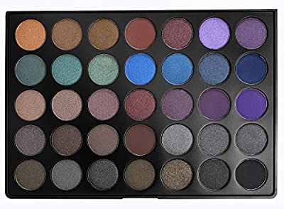 Morphe Dark Smoky Palette - 35D - NEW!