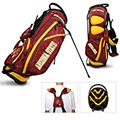 Brand New Arizona State Sun Devils NCAA Stand Bag - 14 way by Things for You