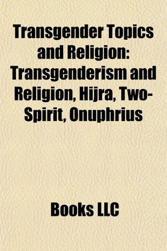 Transgender Topics and Religion
