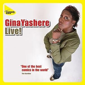 Gina Yashere Live at the Hackney Empire Performance
