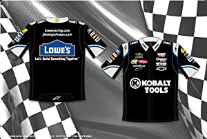 JIMMIE JOHNSON KOBALT PIT CREW SHIRT by RacingGifts