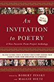 An Invitation to Poetry: A New Favorite Poem Project Anthology (Student Edition)