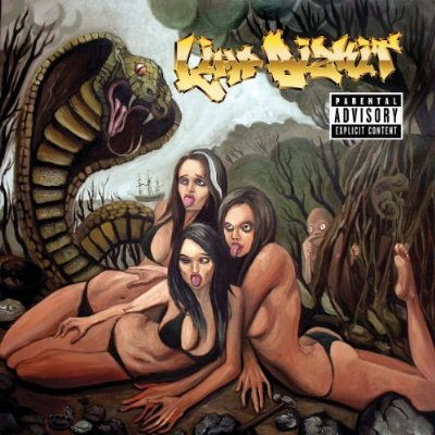 Gold Cobra LIMITED EDITION CD Includes 4 BONUS Tracks (Back Porch My Own Cobain Angels Middle Finger featuring Paul Wall by Limp Bizkit