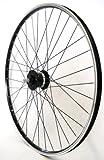 28 Zoll Fahrrad Laufrad Vorderrad Shimano Dynamo DH3N20...