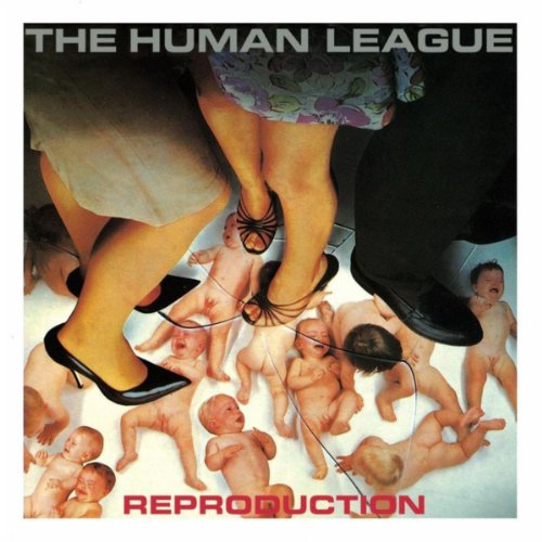 Original album cover of Reproduction by The Human League