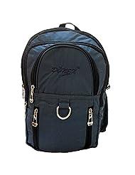 "Donex Ruff N Tuff 14"" Multipocket Backpack Grey"