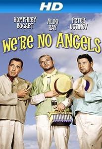 We're No Angels (1955) [HD]