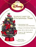 Disney Pixar Cars Musical Light Up Christmas Tree