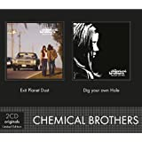 Exit Planet Dust / Dig Your Own Hole (Coffret 2 CD)par The Chemical Brothers