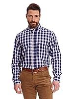 Macson Camisa Hombre (Azul Marino)